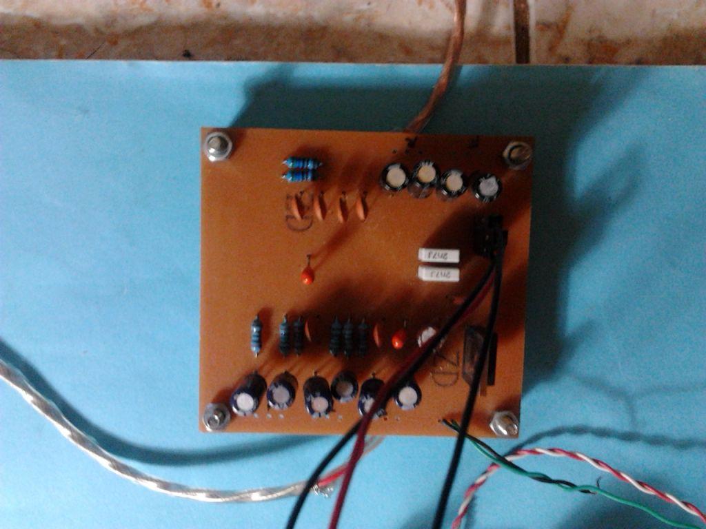 DIY Sound Processor with IR remote control | hanya ingin berbagi
