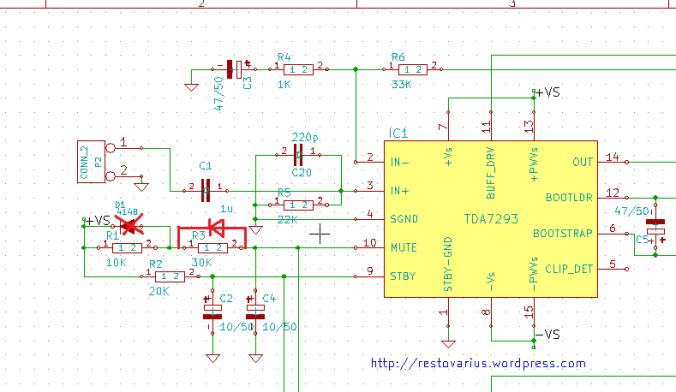 correction diode